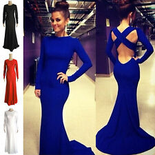 Unbranded Crew Neck Cocktail Ballgowns for Women