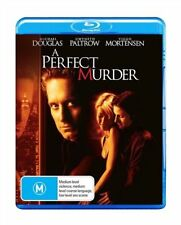 A Perfect Murder (Blu-ray, 2015)