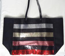"""NWT Victoria's Secret Tote Bag/Shoulder Bag Gorgeous 13"""" deep & 22"""" across"""
