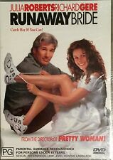 Runaway Bride (DVD, 2002)   Julia Roberts  Richard Gere  BRAND NEW & SEALED