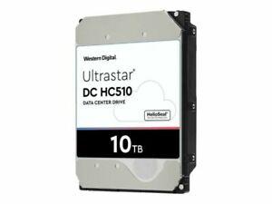 Western Digital Ultrastar DC HC510 10 TB 7200RPM 3.5 inch HUH721010ALE604 Refurb
