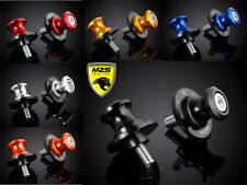 10MM Swingarm Sliders Spools for Kawasaki Ninja 125 250 300 400 500 650 Motors
