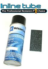 1964-72 GM Trunk Reconditioning Paint Black & Aqua 1 can OEM Factory