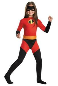 GIRLS DISNEY THE INCREDIBLES VIOLET HALLOWEEN CLASSIC COSTUME SIZE S DG6475L