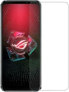For Asus Rog Phone 5 ZS673KS Tempered Glass Screen Guard Protector (9H Hardness)