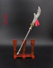 1/6 Dynasty Warri China broadsword heavy sword for Blood Zombies metal 26cm 偃月刀