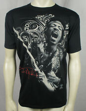 Authentic JIMI HENDRIX Screaming Freedom T-Shirt M NEW