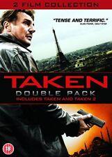 Taken / Taken 2 Double Pack [DVD] [2008][Region 2]