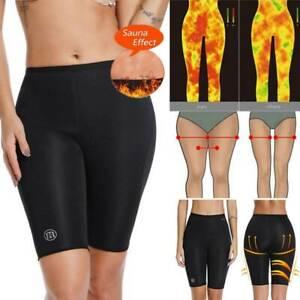 Neoprene Yoga Slim Sauna Shorts Pants Shaper Sweat Effect Weight Loss Shapewear
