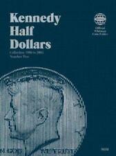 Coin Folders Half Dollars: Kennedy 1986 to 2003