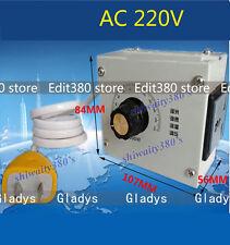 4000W 220V 230V AC Adjustable Power Supply Dimmer motor Speed Regler Regulator
