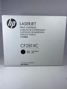 HP CF281XC CF281X 81X High Yield Black Toner Cartridge Genuine OEM Original