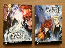 More details for witch & wizard vol 2+3 yen press 2012/2013