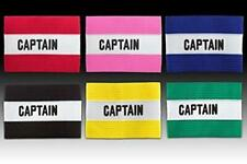 Soccer Team Captain's Arm Band 3 Pack Adult Size A