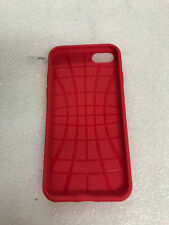 Armour Series Soft TPU Back Case for iPhone 8/7 - Red