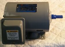 NEW WESTINGHOUSE TECO 3 HP, 3430 RPM, 3-PH INDUCTION MOTOR, 230/460 VOLT