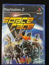 Playstation 2 Space Race Looney Tunes Warner Bros. Sony PS2 PAL España completo