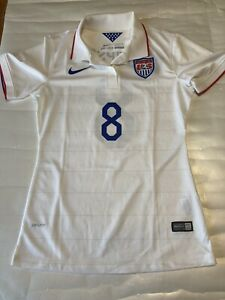 U.S. National Team Dempsey Woman Jersey Nike 2014 Size S #8 New With Tags