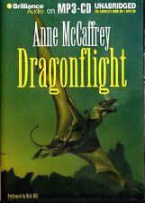 Anne McCAFFREY / DRAGON FLIGHT (Dragonriders of Pern)   [ Audiobook ]