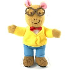 Vtg Playskool Arthur Plush Talking Doll Aardvark 1996 Hasbro 10� Marc Brown