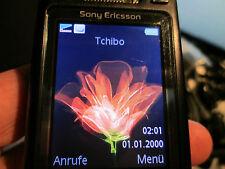 Sony Ericsson K 800i OVP Simfrei Speicherkarte 512 MB  gebraucht Nr. 47 P