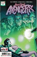West Coast Avengers (2018) #3  Marvel Comics Hawkeye,Tigra,Gwenpool COVER A