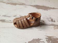 Pointure 20 - Chaussures garçon MOD8 NEUVES - Modèle Glassik Argile (69.00 €)