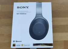 Sony WH-1000XM2 Noise Cancelling Kopfhörer - Schwarz