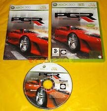 PROJECT GOTHAM RACING 3 PGR XBOX 360 Versione Italiana 1ª Edizione ○○○ COMPLETO
