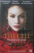 THE CELL  - VHS