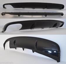 Audi A4 B8 08-11 Rear Bumper diffuser diffusor S line lip spoiler s-line abt