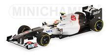 Minichamps fórmula 1 Sauber S Perez Showcar 2012-Code 410 120085