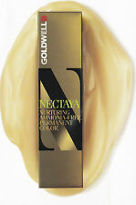 5 x GOLDWELL NECTAYA NURTURING AMMONIA-FREE PERMANENT COLOR 60ML