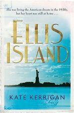 Ellis Island by Kate Kerrigan (Paperback) New Book