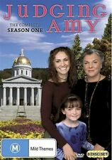 Judging Amy : Season 1 (DVD 6-Disc Set) NEW AND SEALED TV SERIES