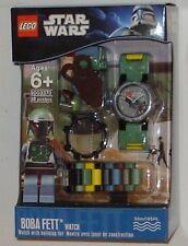 LEGO - Star Wars Boba Fett Watch With Minifigure - NEW