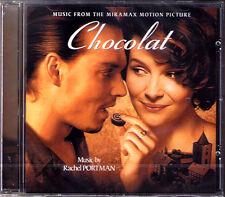 CHOCOLAT Rachel Portman OST CD Lasse Hallström CHOCOLATE Ein kleiner Biss genügt