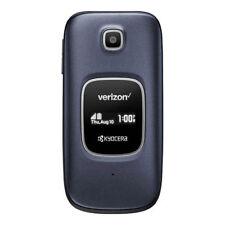 New Kyocera Cadence Verizon S2720 POSTPAID Verizon Flip Phone Basic LTE