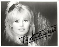 BRIGITTE BARDOT SIGNED AUTOGRAPHED 8x10 PHOTO LEGENDARY SEX SYMBOL BECKETT BAS