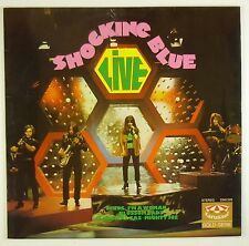 "12"" LP - Shocking Blue - Live - B1057 - washed & cleaned"