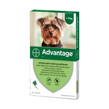 Bayer Adv. 40 for Small Dogs 4 Pipettes | FREE SHIPPING