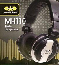 CAD Audio - MH110 - Studio Monitor Headphones - Black