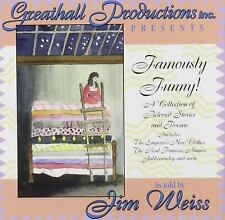 Famously Funny: A Collection of Beloved Stories and Poems by Jim Weiss