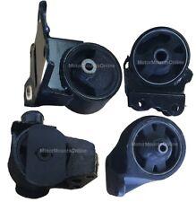 9M1729 4pc Motor Mounts fit 2.4L Engine 2001 - 2006 Kia Optima MAGENTIS Automatc