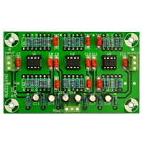 Stereo Phono RIAA Preamplifier Preamp Module Board (for MM Pickup)