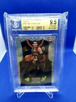 2018-19 Panini Threads Dazzle Trae Young Rookie Bgs 9.5