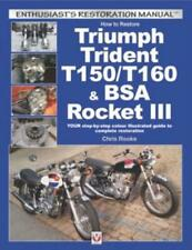 How to Restore Triumph Trident T150/T160 & BSA Rocket III Manual Step-by-Step
