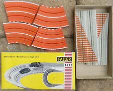 Faller Ams 4777 Steep Curve, Small Radius IN Original Packaging