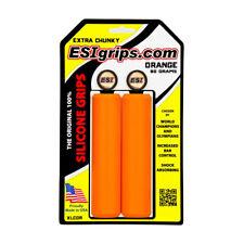 Esi extra fornido Empuñaduras 130mm naranja