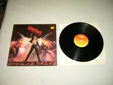 JUDAS PRIEST --- original 1979 UNLEASHED IN THE EAST LP!!!